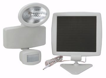 AZM Solar Security Light - Weather Resistant