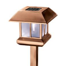 AZM Solar Post Top Light