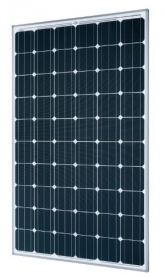 SolarWorld Plus SW 285 Mono 285W Mono SLV/WHT 1000V 33mm US Solar Panel